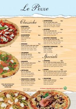 Menu Al Pescatore Trento - Ristorante & Pizzeria - Calceranica al Lago